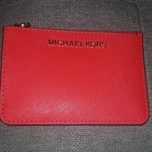 New Michael Kors Wallet Coin Purse